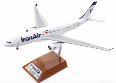 Airbus A330-300 , 'EP-IJA' Iran Air.InFlight 200 IF332IR001.