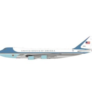 Boeing VC-25A ( B747-200) , '28000' United States of America / Air Force One - Presidential transport.InFlight 200 IFAFIVC-25AP.