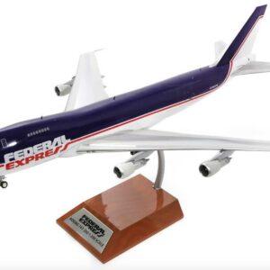 Boeing B747 -200(249F/SCD) , 'N631FE' FedEx -Federal Express.WB-747-FEDEX.