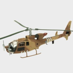 Westland Gazelle AH.1 , 'XZ321/D' Army Air Corps (AAC) British Army , Desert Storm Operation GRANBY.Aviation 72 AV-72-24-005.