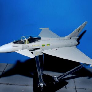 Eurofighter EF-2000 Typhoon , Libya 2011.Hobby Master HA6601.