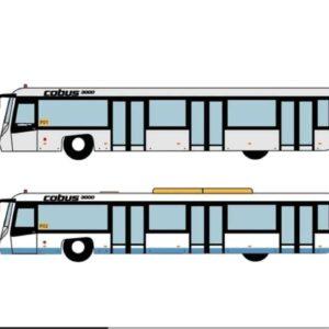 Airport Bus (HKIA version).Fantasy Wings FWAA4002.