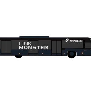 Airport Bus (STARLUX - Link Monster version).Fantasy Wings FWAA4024.