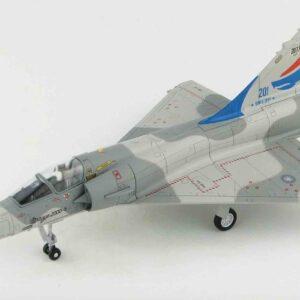 "Mirage 2000-5 Dassault , 499th TFW ROCAF ""20th Anniversary"".Hobby Master HA1615."