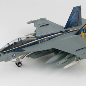 "EA-18G Growler Boeing , 'A46-306' No.6 Sqn. ""100th Anniversary"" RAAF 2018.Hobby Master HA5152."