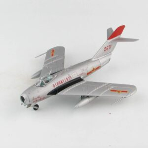 Shenyang J-5 (MIG-17F) , '2671' People's Liberation Army Air Force (PLAAF) 1960.Hobby Master HA5907.