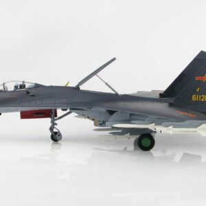 Shenyang J-11B , '61020' People's Liberation Army Air Force (PLAAF) , Northern Theater Command 2019.Hobby Master HA6009.