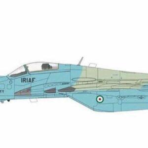 Hobby Master HA6504 - MiG-29 A Fulcrum , '3-6133' IRIAF, Tehran 2010s