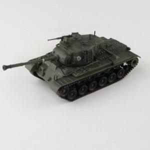 "M46 Patton Medium Tank , 7th Infantry Div.31st Infantry Rgt.""Polar Bears"" US Army 1951.Hobby Master HG3706."