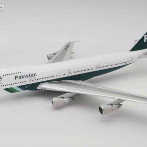 Boeing B747 -200 , 'AP-BCO' Pakistan International Airlines - PIA.Inflight 200 IF742PK002.