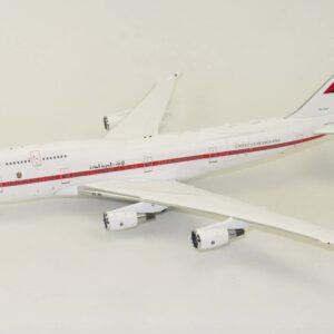 Boeing B747 -400 , 'A6-UAE' United Arab Emirates.Inflight 200 IF7441116.