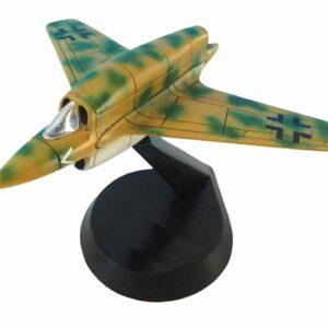 """Messerschmitt """"SCHWALBE"""" Fighter , Secret Project Luftwaffe.Innovation Aircraft IAFFW001."""