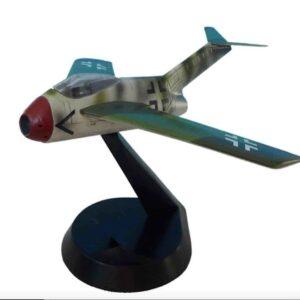 Focke-Wulf Fw Ta 183 Huckebein (Project II) Fighter Aircraft , Secret Project Luftwaffe.Innovation Aircraft IAFFW004.