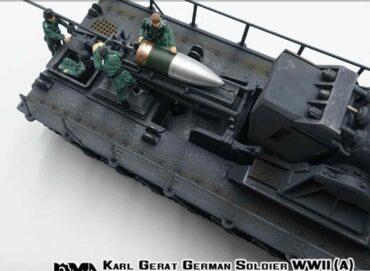 PMA P04012 - Karl Gerät GERMAN SOLDIER