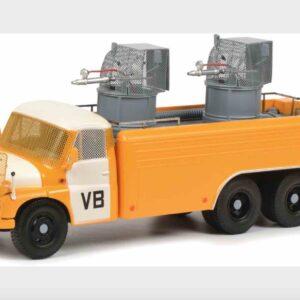 Tatra 138 (T 138) Vodní dělo (Water Cannon) , VB-Veřejná bezpečnost.Schuco SHU 03760.