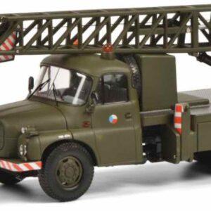 Tatra 148 (T 148) Jeřáb (Crane) , Armáda České republiky (AČR).Schuco SHU 03761.