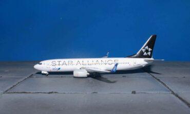 Boeing 737 -800 , 'JA51AN' ANA -All Nippon Airways-Air Nippon.APOLLO A13069.