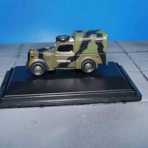 British Light Utility Car Tilly , 9th Regiment Royal Artillery British Army.Oxford Military 76TIL001.