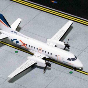 Saab 340 , 'VH-ZRL' REX - Regional Express Airlines(Australian airlines).Gemini Jets G2RXA085.