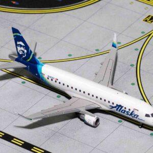 Embraer ERJ175 , 'N182SY' Alaska Airlines.Gemini Jets GJASA1726.