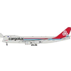 Boeing 747-8F , 'LX-VCA' Cargolux.Gemini Jets GJCLX1896.