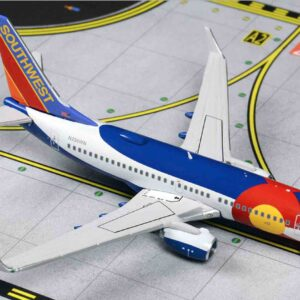 "Boeing 737 -700W , 'N230WN' ""COLORADO"" Southwest Airlines.Gemini Jets GJSWA1412."