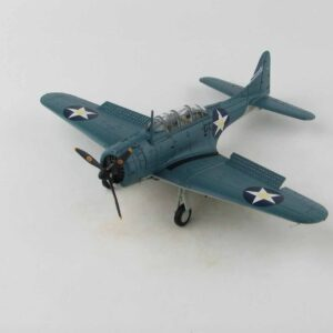 "Douglas SBD-3 , LCDR C. Wade McClusky Enterprise Air Group USS Enterprise , 4th June 1942 ""Battle of Midway"".Hobby Master HA0174."