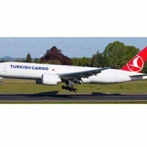 Boeing B777 -200LRF , 'TC-LJN' Turkish Cargo.JC Wings EW477L001.