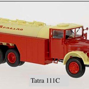 Tatra 111C , Cisternový automobil - Tanker.Premium ClassiXXs PCL47032.