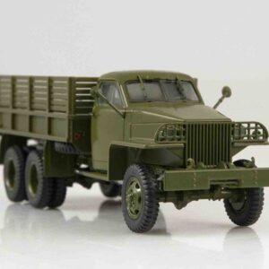 Studebaker US6 U5 U4 Flatbed Truck.Avtoistoria 102514.