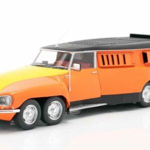 "CMR CMR137 - Citroën DS PLR Break / Michelin PLR (Poids Lourd Rapide-Fast Truck) , ""Mille Pattes"" Michelin"