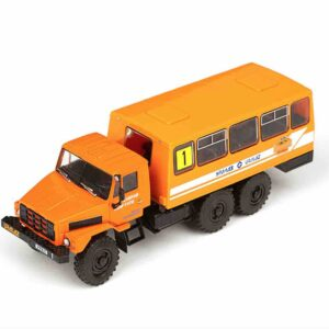 "DeAgostini Auto Legends USSR Trucks DATst-002 - Ural-4322 Trucks (KUNG) , ""London - New York""."