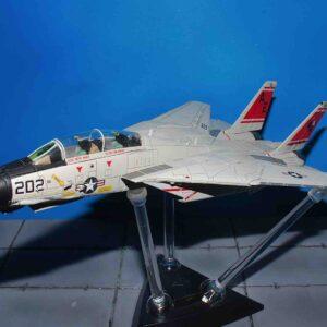 Grumman F-14A Tomcat , '161858' VF-31 Tomcatters USN , USS Forrestal (CV-59).Calibre Wings CA721412.