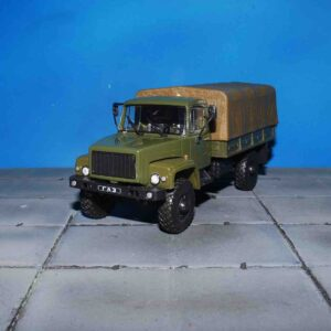 GAZ-3308 'Sadko' Truck.DeAgostini Auto Legends USSR Trucks 26.
