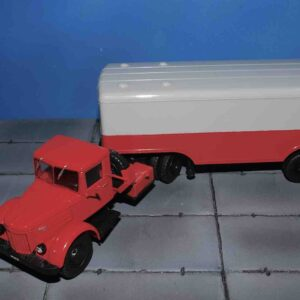 MAZ-200 V Truck + MAZ-5217 Návěs / Trailer.DeAgostini Auto Legends USSR Trucks DATsp-003.