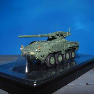 M1128 Stryker Mobile Gun System.Stryker.IAV.Vehicle.Interim Armored Vehicle.Modely vojenské techniky.Diecast models military vehicles.Dragon Armor DR 63007.