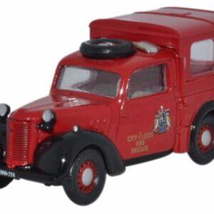 British Light Utility Car Tilly , Leeds Fire Brigade.Oxford Fire 76TIL006.