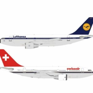 Airbus A310-221 , 'F-Wzlh' Lufthansa / Swissair.InFlight 200 B-310-DEMO.