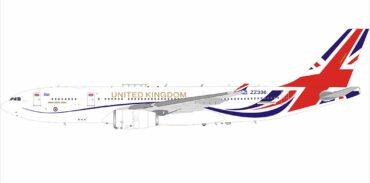 InFlight 200 IFKC2VOYAGERUK - Airbus A330 - 243 MRTT (Voyager KC2) , 'ZZ336' Royal Air Force