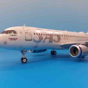J Fox Models JF-A320-033 - Airbus A320-200 , 'OY-KAM' SAS-Scandinavian Airlines
