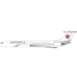 JC Wings EW462M002 – Ilyushin Il-62M , 'P-882' North Korea – Government