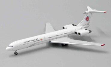 JC Wings EW462M002 – Ilyushin Il-62M , 'P-882' North Korea Government