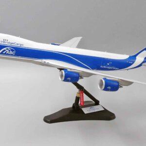 Boeing 747-8F , 'VQ-BGZ' AirBridgeCargo Airlines.JC Wings JC- XX2289.