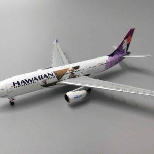 "JC Wings JC-XX5120 - Airbus A330 -300 , 'N391HA' ""MOANA"" Hawaiian Airlines"