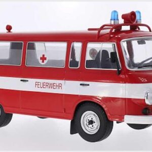 Barkas B1000 , Feuerwehr DDR 1968.MODEL CAR Group (MCG) MCG 18010.