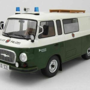 Barkas B1000 , VOLKSPOLIZEI DDR 1970.MODEL CAR Group (MCG) MCG 18097.