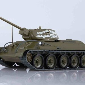 """MODIMIO Collections NT010 - T-34 / 76 Medium Tank mod.1942 , """"За Советскую Эстонию"""" Red Army"""