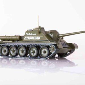 "MODIMIO Collections NT015 - SU-85 Tank Destroyer , ""Советский старатель"" Red Army"