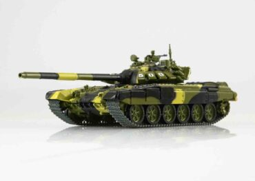 MODIMIO Collections NT018 - T-72B3 Main Battle Tank , Russian Armed Forces
