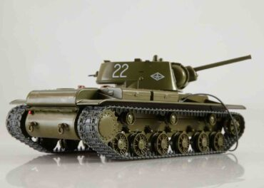 MODIMIO Collections NT033 - KV-1 Heavy Tank , '22' Red Army